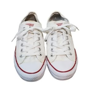 Converse All Star White Low Top Sneakers